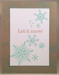 CAS card for winter