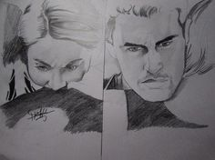 Hold on, #FourTris. A beautiful sketch by king_41099. #AllegiantFanArt