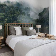 Villa Fregatin makuuhuoneen sisustuksen viimeistely