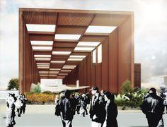 Como parte da seçãoobras construídaspublicamos o projeto do Pavilhão do Brasil para a Expo Milão 2015, de autoria dos escritórios Studio Arthur Casas e Atelier Marko Brajovic, em colaboração com…