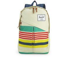 Herschel Parker Malibu Stripe Backpack