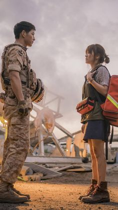 Descendants of the Sun -Song Joong Ki & Song Hye Kyo Park Hae Jin, Park Seo Joon, Korean Celebrities, Korean Actors, Korean Dramas, Desendents Of The Sun, Park Bogum, Les Descendants, Song Joon Ki