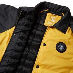 Vans X The North Face Torrey MTE Jacket - Yellow/Black