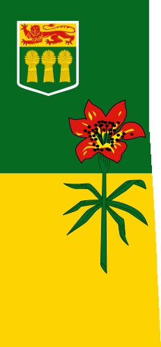 Flag-map of Saskatchewan Canadian Things, I Am Canadian, Canadian History, O Canada, Canada Travel, All About Canada, Saskatchewan Roughriders, Saskatchewan Canada, Best Places To Live