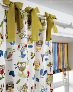 Pretty Childrens Curtains