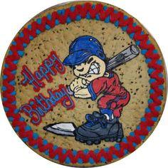 Baseball Player #TheCookieStore