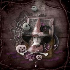 """""""Halloween Mystery"""" by Vanessa's Creations, http://scrapfromfrance.fr/shop/index.php?main_page=product_info&cPath=88_308&products_id=13461&zenid=ad53c478d93d7fb34ca7d34a39624adc, http://wilma4ever.com/index.php?main_page=product_info&cPath=52_465&products_id=40139, http://www.pixelsandartdesign.com/store/index.php?main_page=product_info&cPath=128_316&products_id=2827&zenid=227f068cb634af5611bc66d26f4780c9, photo Adina Voicu, Pixabay"""