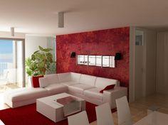 obývačka ..krásna stena