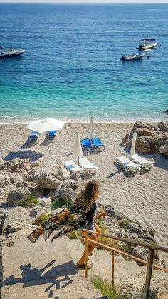 Albania's Beaches, the Best-Kept Secret #beach #albania