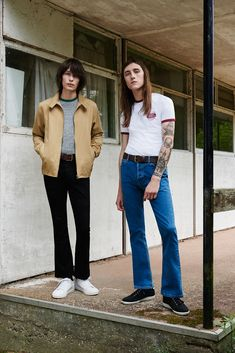 Flare jeans - Topman This is Denim campaign AW15