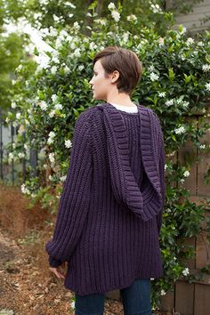 Maddie Hoodie - Knitting Patterns and Crochet Patterns from KnitPicks.com by Edited by Knit Picks Staff