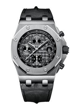 Meet the Audemars Piguet Royal Oak Offshore Chronograph 42 mm