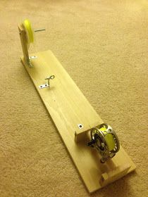 DIY reel spooler