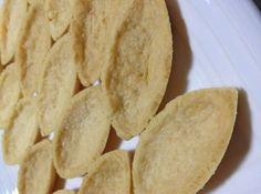 Massa crocante de barquete - Veja mais em: http://www.cybercook.com.br/receita-de-massa-crocante-de-barquete.html?codigo=91752