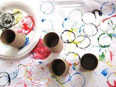 Pintar con objetos Baby Center, Reggio Emilia, Crafts For Kids, Fun Ideas, Ideas Para, Activities, Child, Blog, Paper