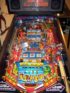 nascar pinball machine for sale