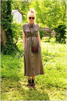Fancy Treehouse: Convert-a-dress.