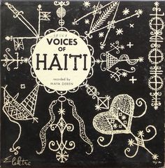 maya deren voices of haiti, 1953