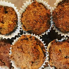Poppyseed Orange Muffins, gluten free and dairy free, adapted from Jennifer's Way Kitchen cookbook (2018). So good, and you can cut back the amount of sugar and it still tastes great. Dairy Free, Gluten Free, Orange Muffins, Food Intolerance, Food Allergies, Allrecipes, Wellness, Sugar, Breakfast