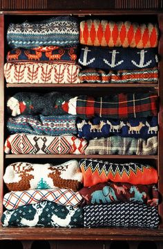 Anchors, plaids, elephants, ducks... Need them all!