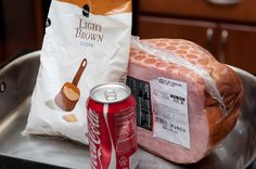 Coca-Cola Glazed Ham  Made Fall 2013 - delicious!