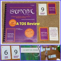 Play this math review game from Sunya Publishing.   A Review by A Net in Time.  #hsreviews #mathgames #math
