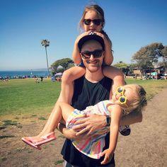 Beach Day, Summer Beach, Johnson Family, Youtubers, Little Girls, Instagram Posts, Toddler Girls