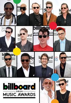 Stars Get Framed for the Billboard Music Awards: http://eyecessorizeblog.com/?p=5839
