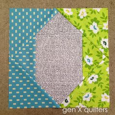 Gen X Quilters - Quilt Inspiration   Quilting Tutorials & Patterns   Connect: Patchwork Auditions #4: Economy Block