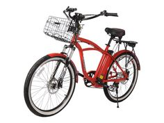 X-Treme - Kona - Lithium Powered Beach Cruiser Electric Bike