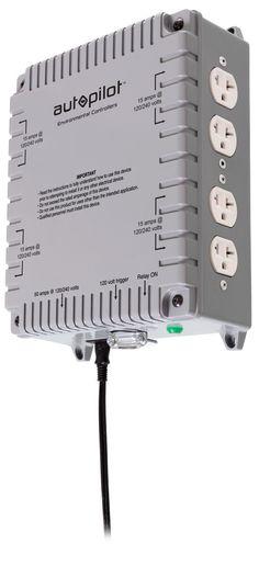 Environmental Controls 178985 Titan Controls Ares Co2 Generator - new blueprint digital timer 240v
