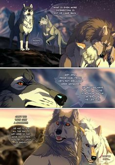 off-white part 167 Off White Comic, Wolf With Blue Eyes, Cute Wolf Drawings, Wolf Comics, Wolf Artwork, Fantasy Wolf, Wolf Wallpaper, Pokemon, Wild Wolf
