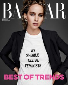 The fashion set is all about Dior's We Should All Be Feminist T-shirts. We've rounded up some affordable feminist apparel and political t-shirt alternatives.