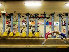 metro assemblée nationale paris