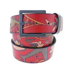 Happy Airplane Belt, $45, now featured on Fab.