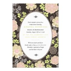>>>Coupon Code          Vintage Belsay Floral Bridal Shower Invitation           Vintage Belsay Floral Bridal Shower Invitation lowest price for you. In addition you can compare price with another store and read helpful reviews. BuyHow to          Vintage Belsay Floral Bridal Shower Invitat...Cleck Hot Deals >>> http://www.zazzle.com/vintage_belsay_floral_bridal_shower_invitation-161654913035412018?rf=238627982471231924&zbar=1&tc=terrest