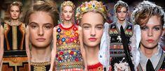 Drdoly 2016 z módních přehlídek podle Redken – VLASY A ÚČESY