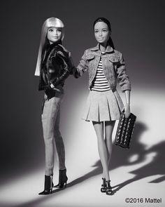 Barbie x Denim III.  #barbiexdenim #barbie #barbiestyle by barbiestyle