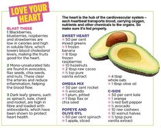 heart nutribullet