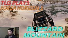 Forza Horizon 3 Blizzard Mountain DLC - TLG Plays