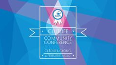 ClujLife Community Conference Conference, Community, Poster, Blog, Posters, Blogging, Billboard