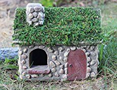 Here's how to make a sweetly whimsical DIY fairy house planter from a terra cotta pot & other inexpensive items. It's really easy, so why not give it a try?