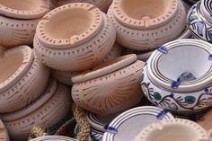 How to Repaint Already Glazed Ceramics