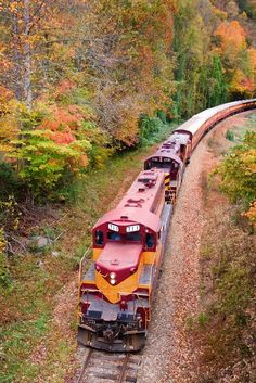 #trains in the Autumn