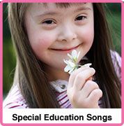 Music for Children with Autism: Songs for Children, Teens and Adults with Special Needs