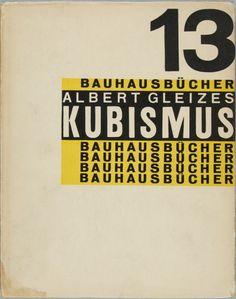 Albert Gleizes, Kubismus. Bd. 13, München 1928