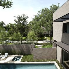 Modern Pool by Workshop M Architecture