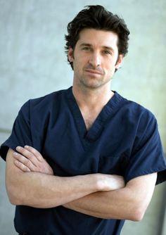 Dr Dereck Shepherd