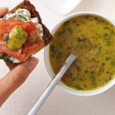 This tangy mustard-dill sauce recipe is delicious served with smoked salmon, used as a vegetable dip or spread on a sandwich.