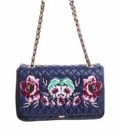 Love Moschino Handbag - navy